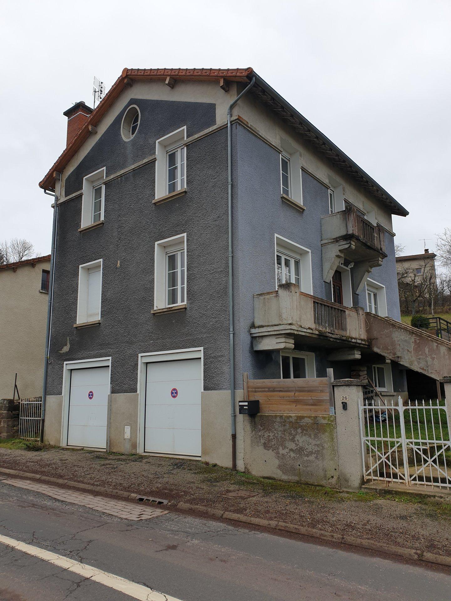 Sale Village house - Laussonne