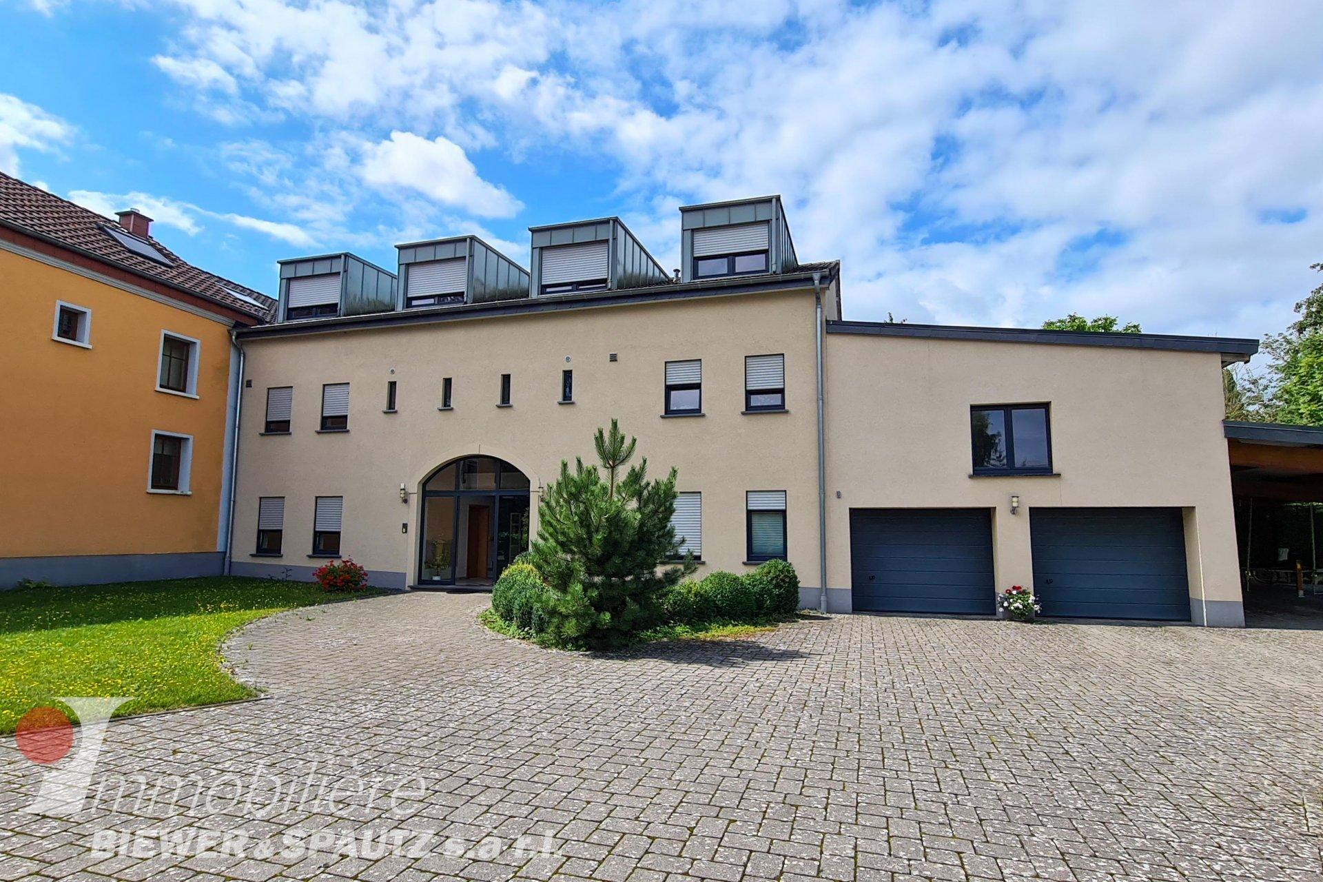A LOUER - appartement avec 1 chambre à coucher à Oberanven