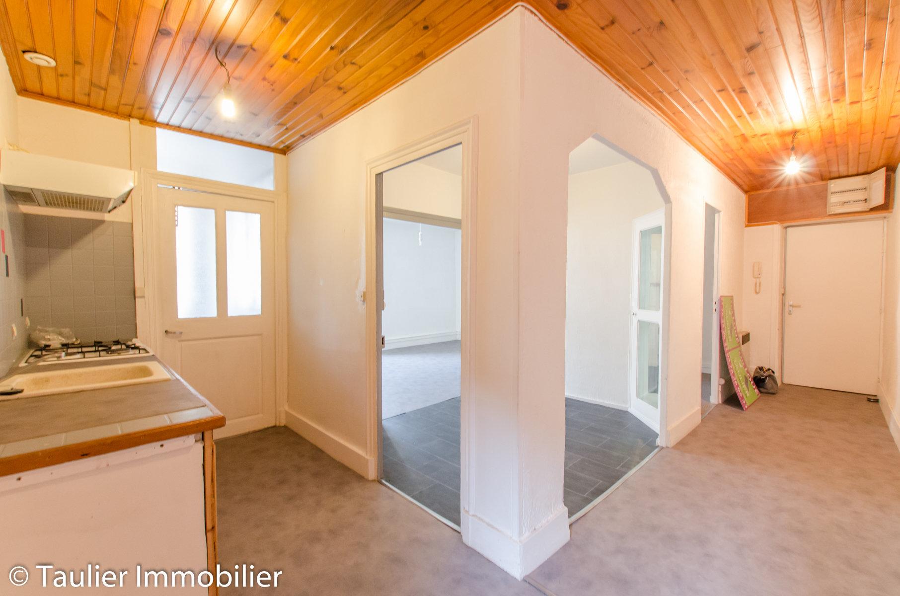 Appartement type T1bis/T2 pour habiter ou investir