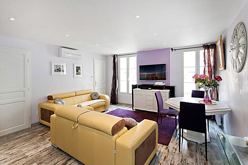 URGENT! Joli appartement en hyper centre de Nice