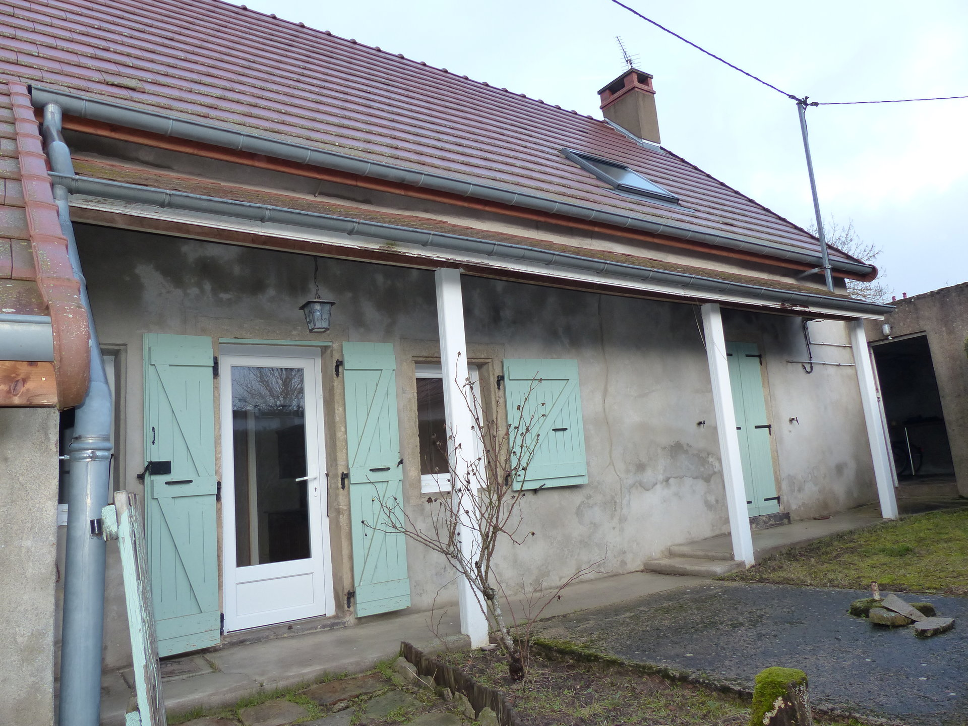 AXE LE CREUSOT-AUTUN - Maison d'habitation