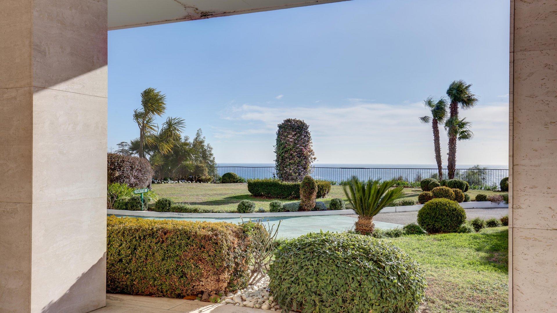 Californie - Beautiful sea view apartment on a high floor