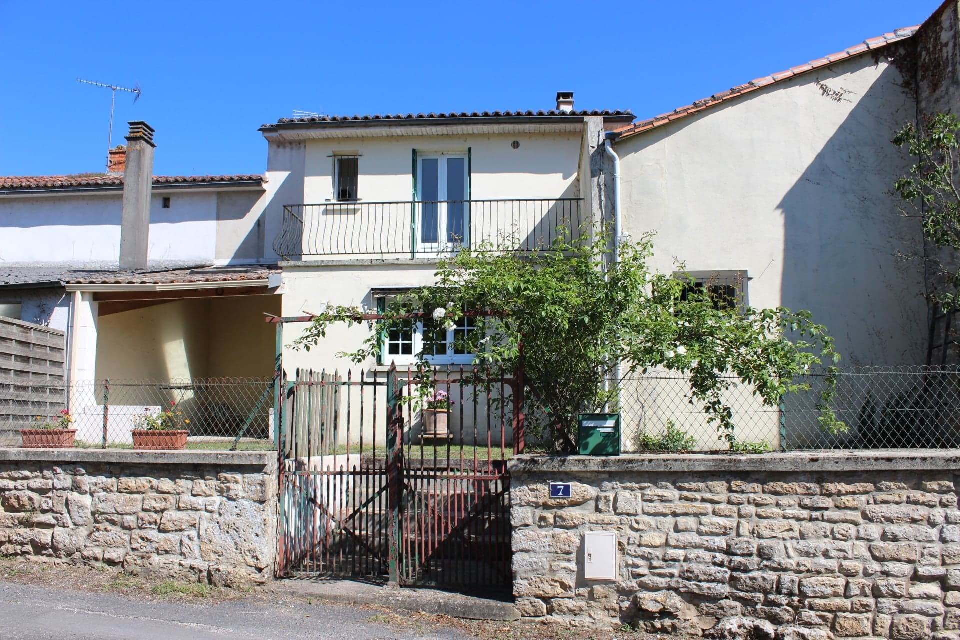 Village house near the Charente