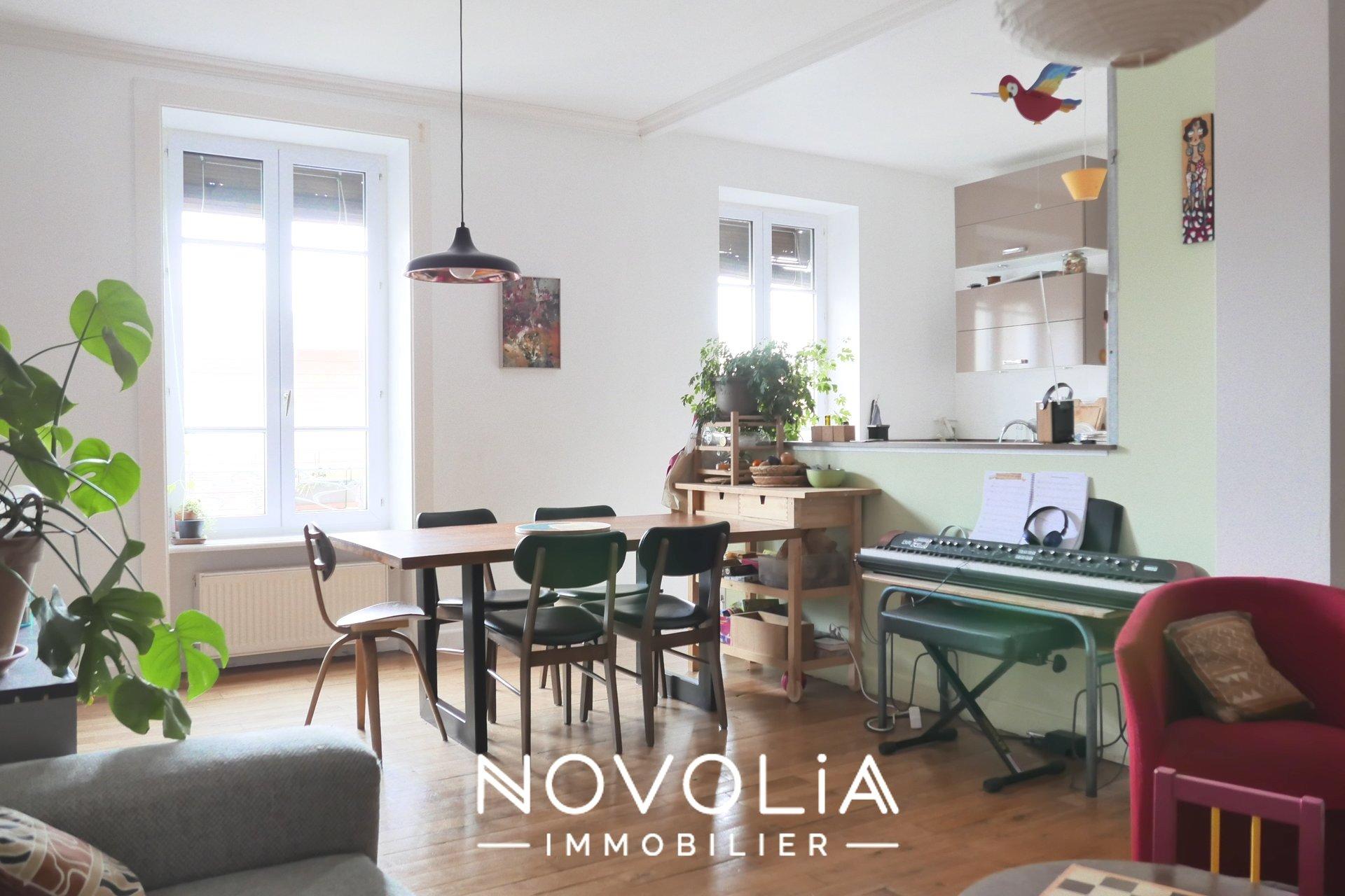 Achat Appartement Surface de 94 m²/ Total carrez : 94 m², 4 pièces, Lyon 3ème (69003)