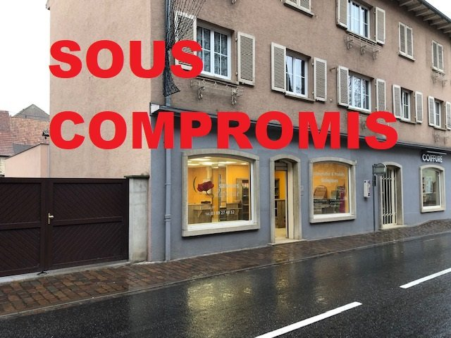 Local commercial lumineux 131 m²
