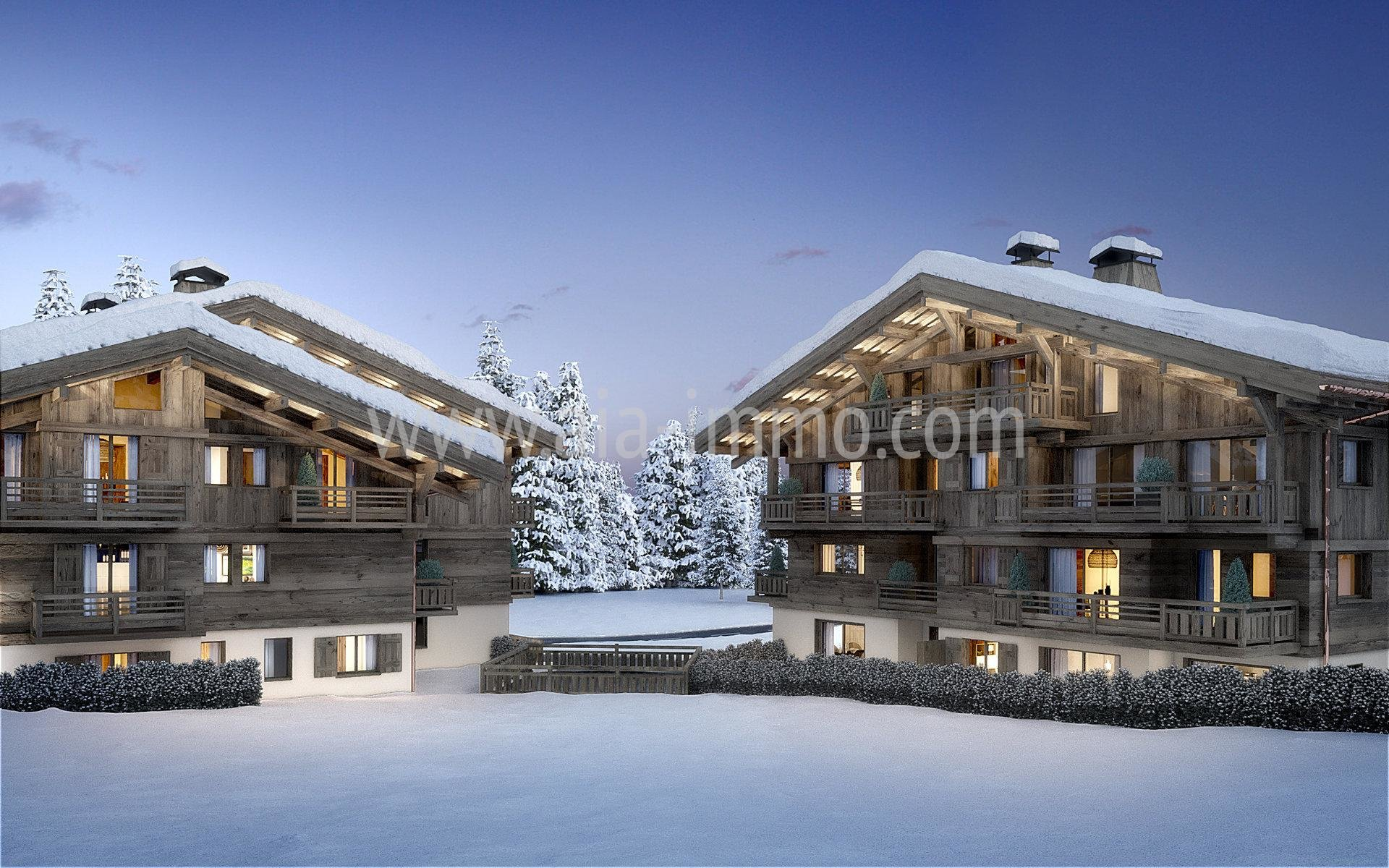 Sale Apartment - Megève Mont d'Arbois