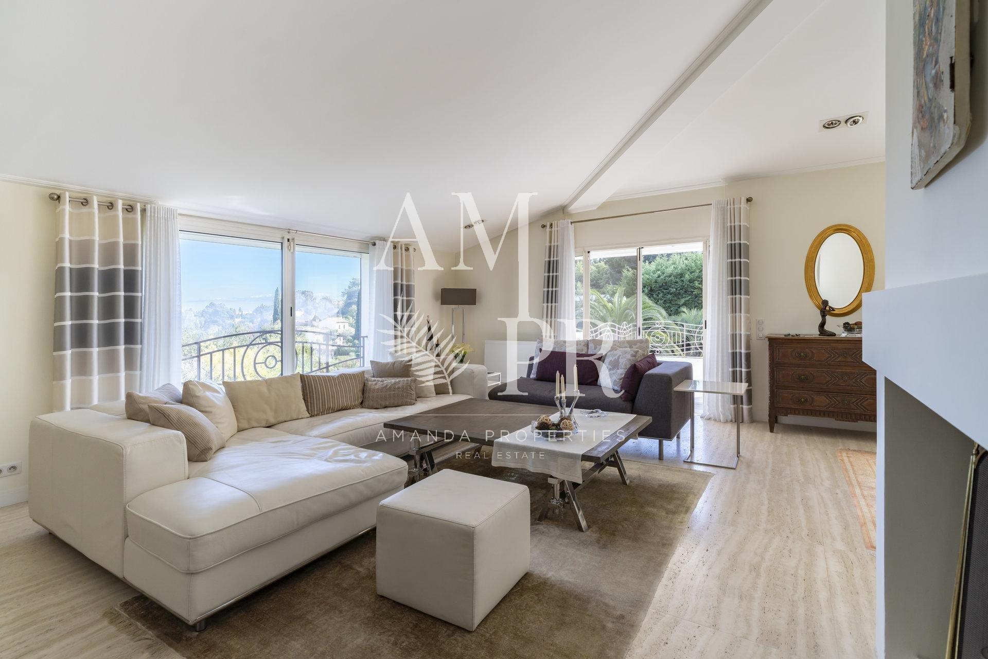 Villa plein pied - Super-Cannes