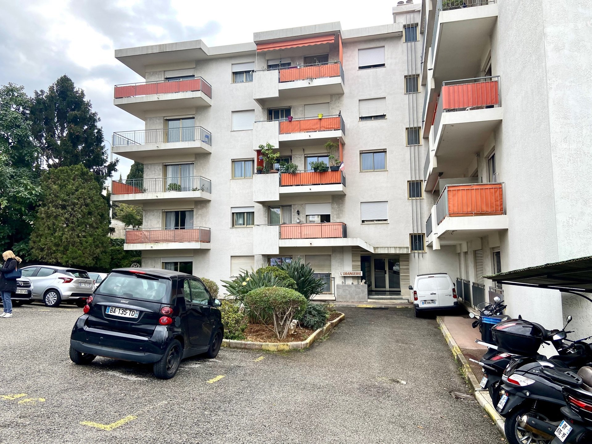 Sale Apartment - Nice Caucade