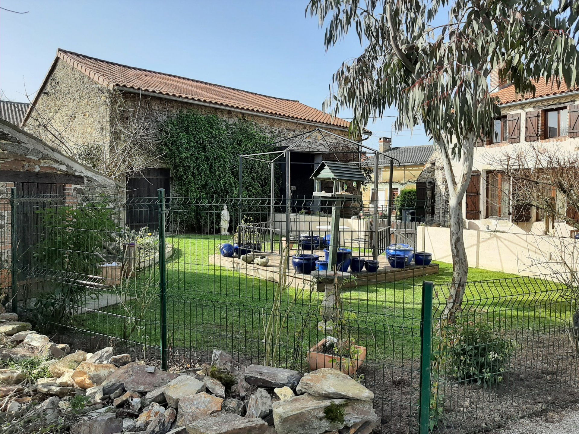 Renovated House near Bussière-Poitevine - Haute Vienne