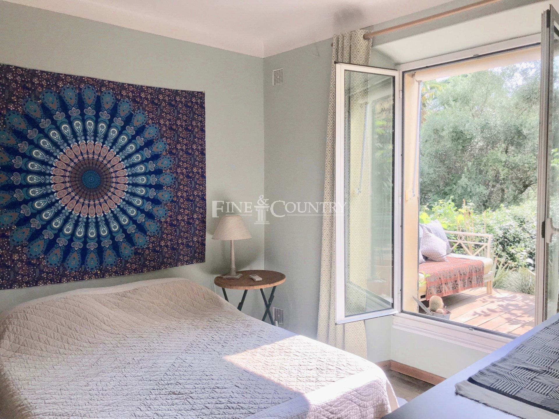 Garden Apartment for sale in Cannes