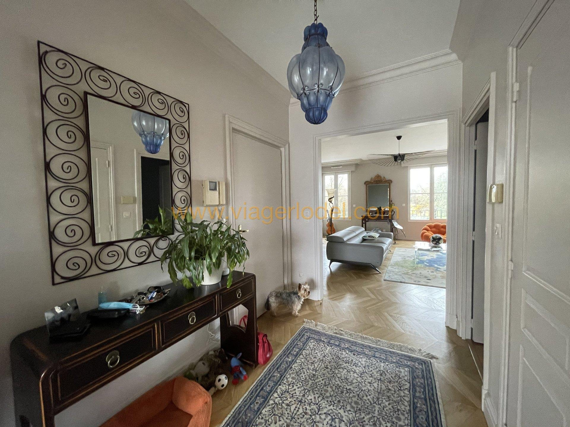Life annuity Apartment - Bordeaux