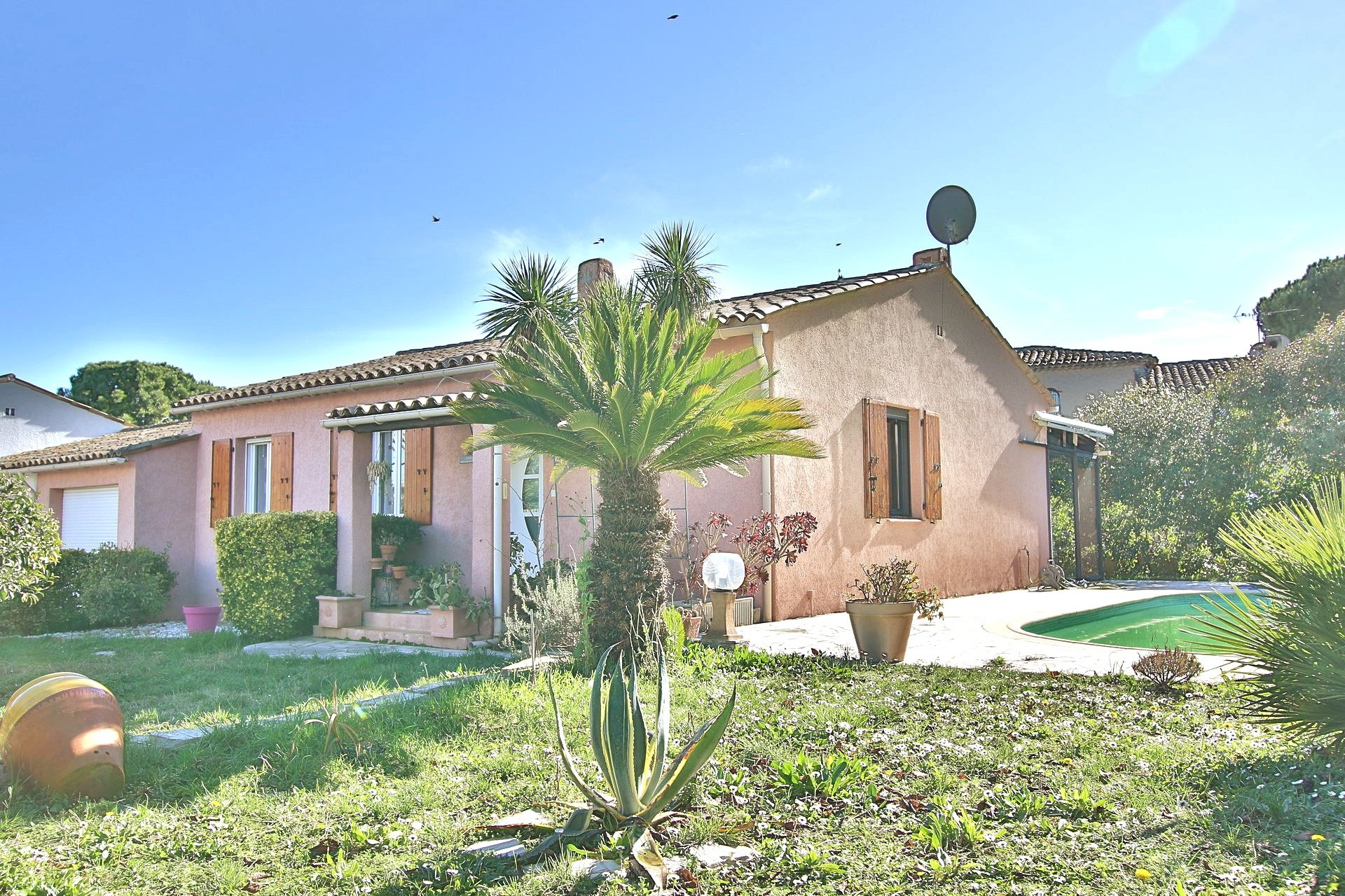 Sale Semi-detached house - Antibes
