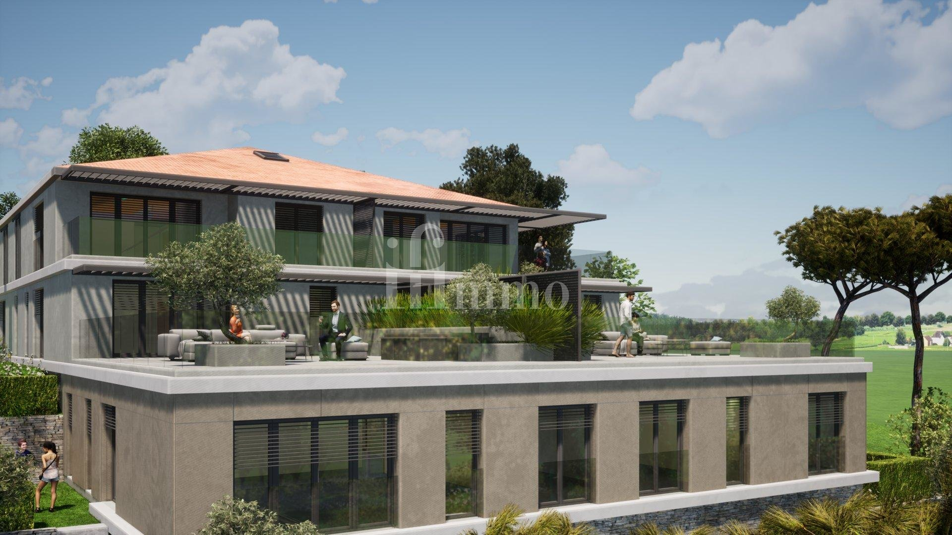F4 New Residence in Ste Maxime