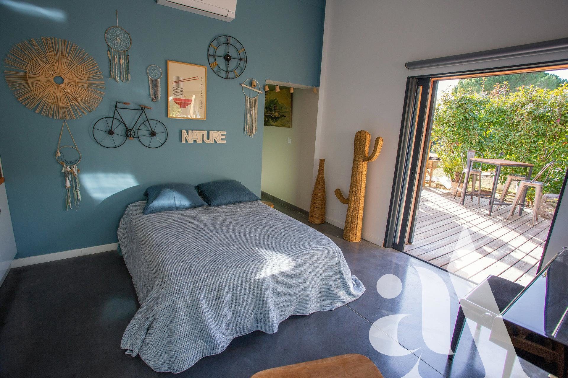 LE LOFT - LE PARADOU - ALPILLES - 4 bedrooms - 8 people