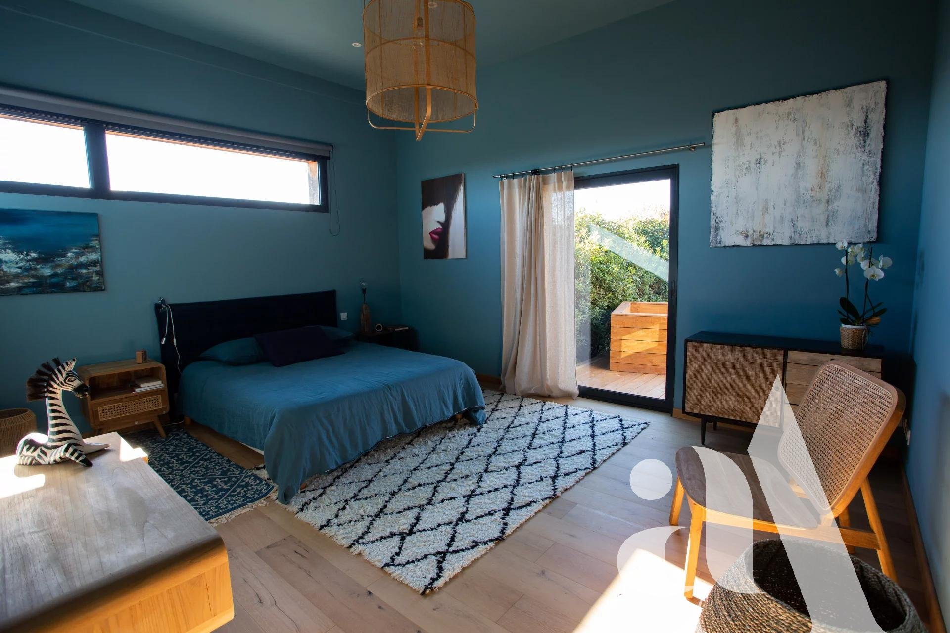 ECO LODGE - LE PARADOU - ALPILLES - 4 chambres - 8 personnes