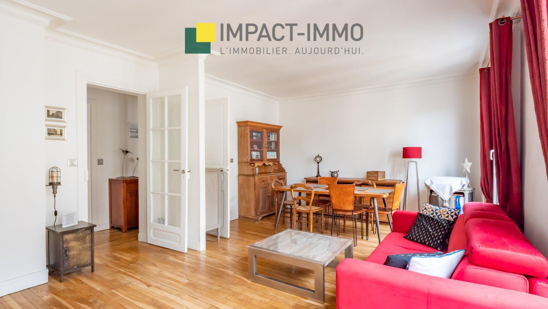 EXCLUSIVITE IMPACT-Immo - Gare de Bécon
