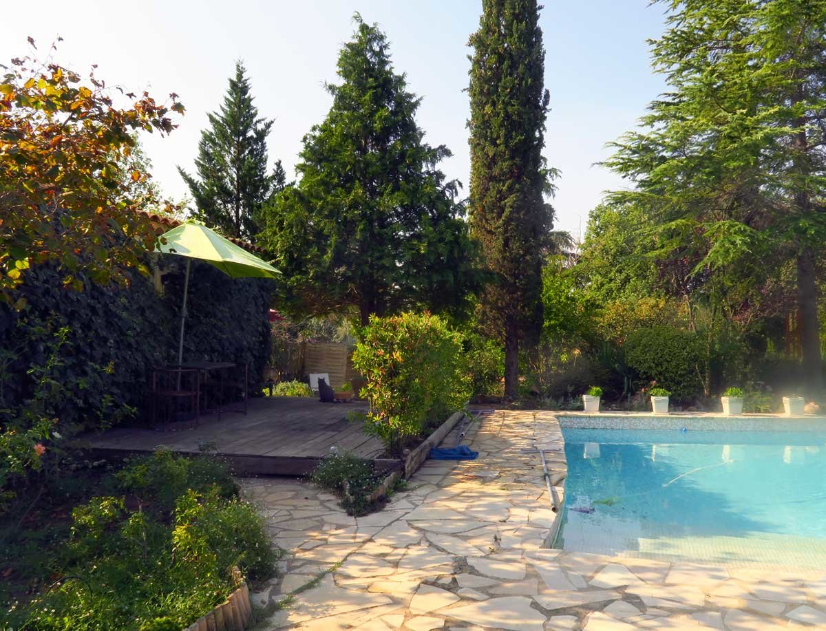3 bedroom house Cotignac pool gite