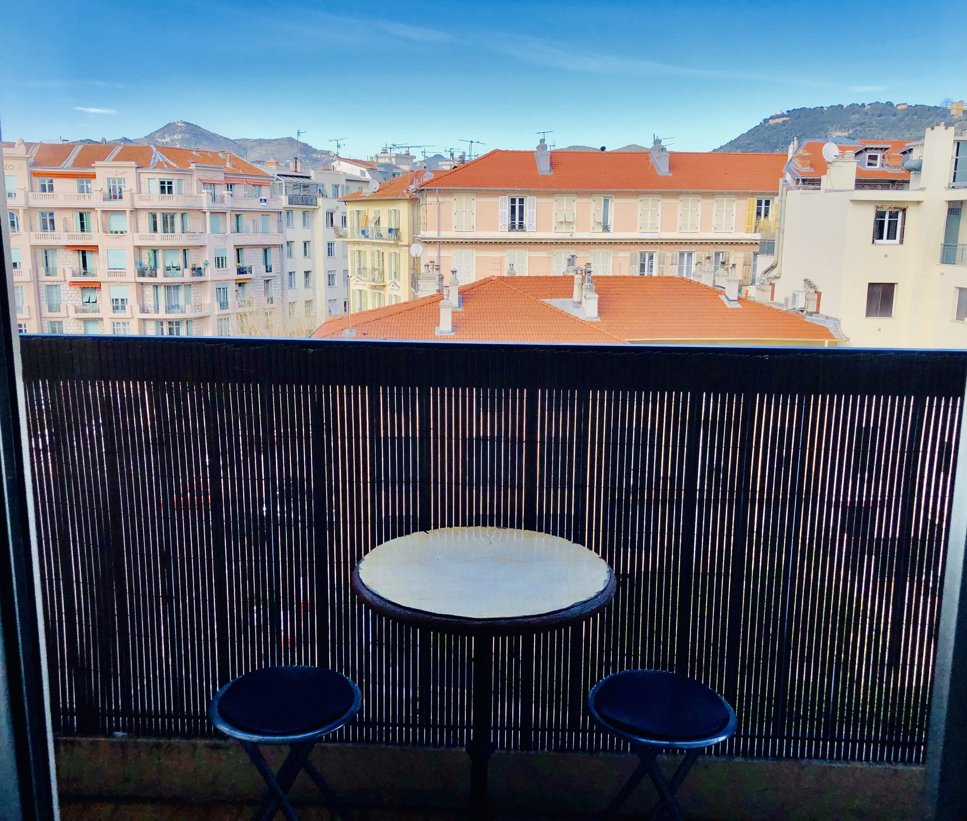 NICE PORT AREA - ONE BEDROOM APARTMENT WITH BALCONY