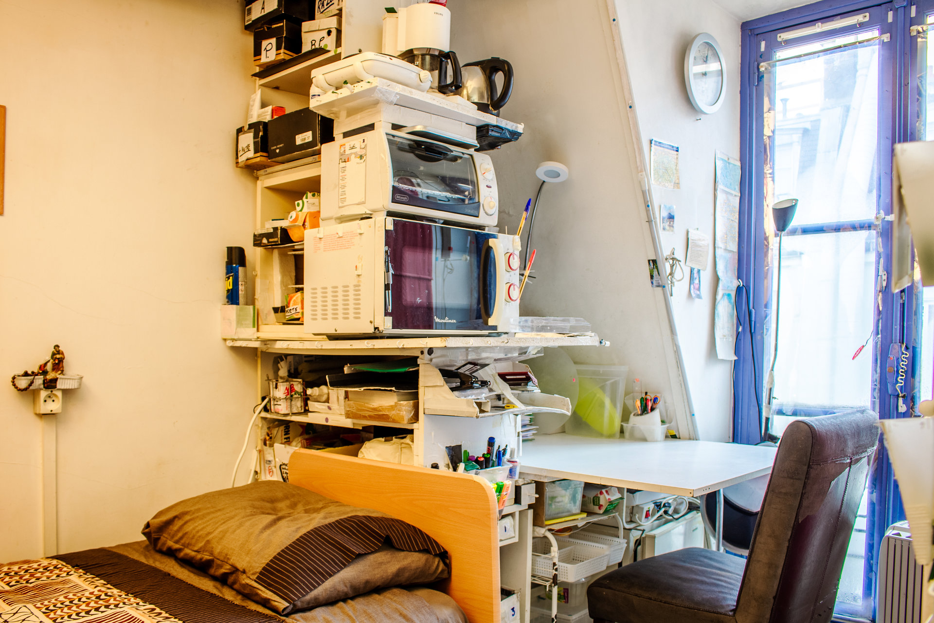 Vente Studio Paris 4ème