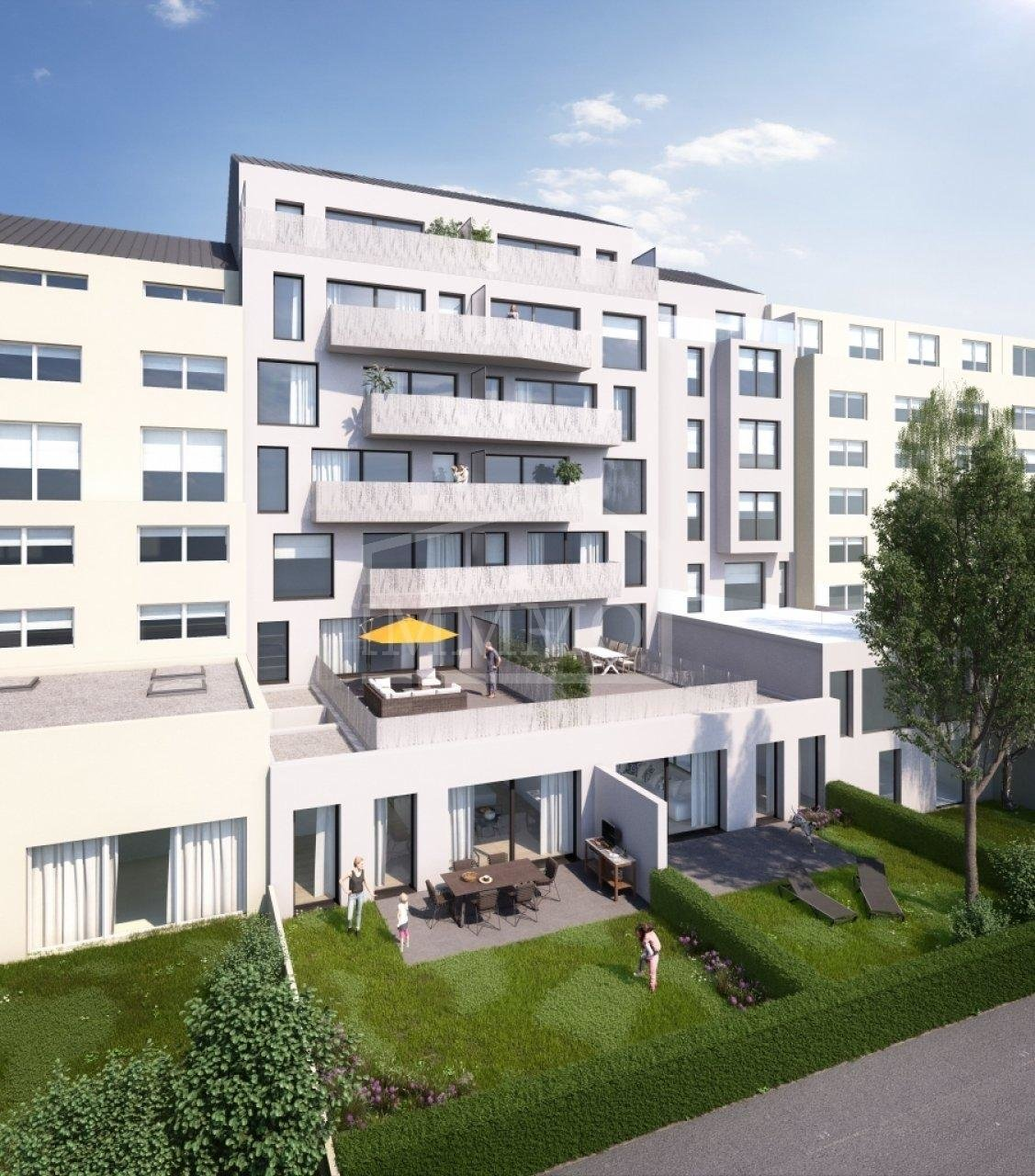 New apartment for sale in Luxembourg Gare