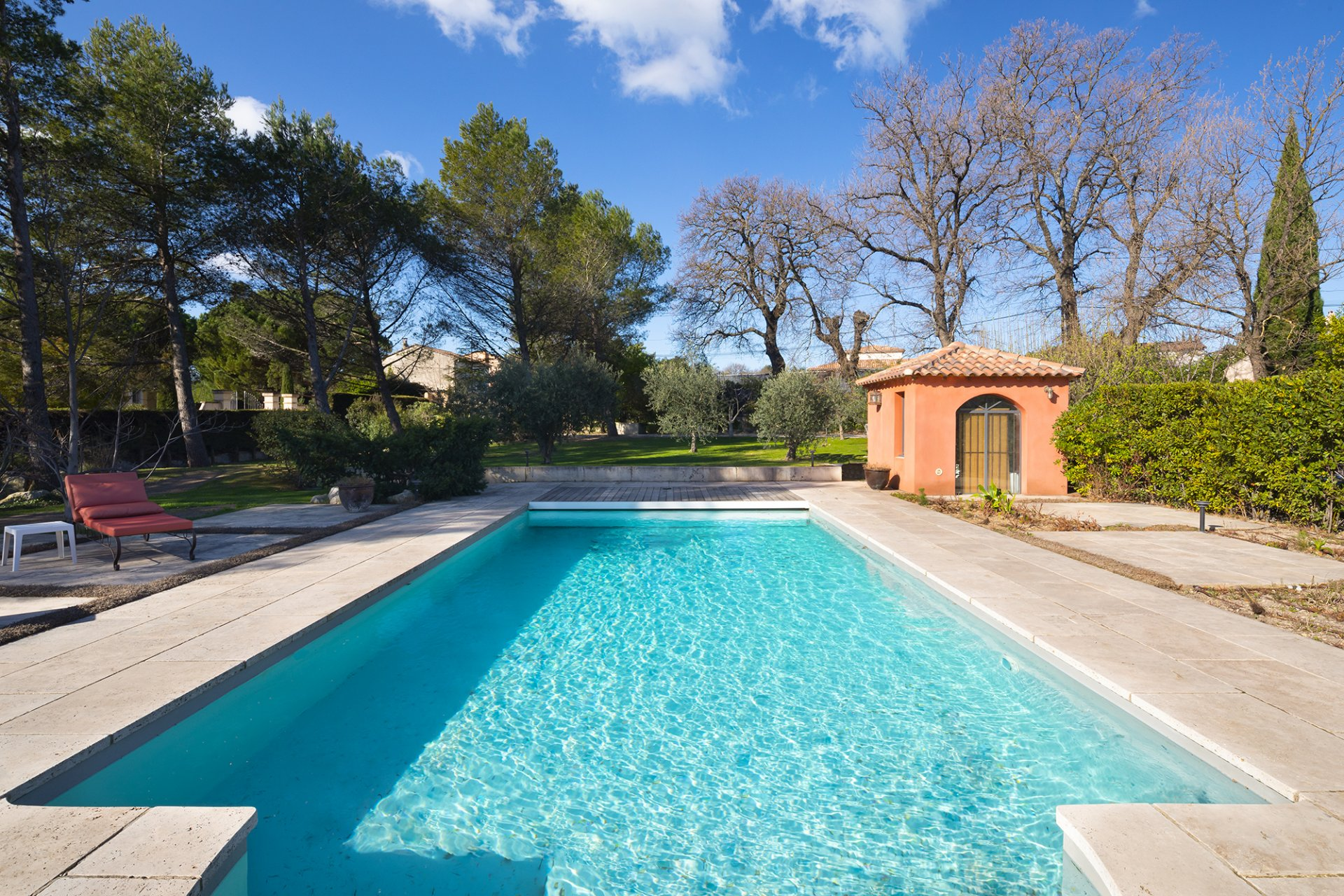 Property with view on the Alpilles