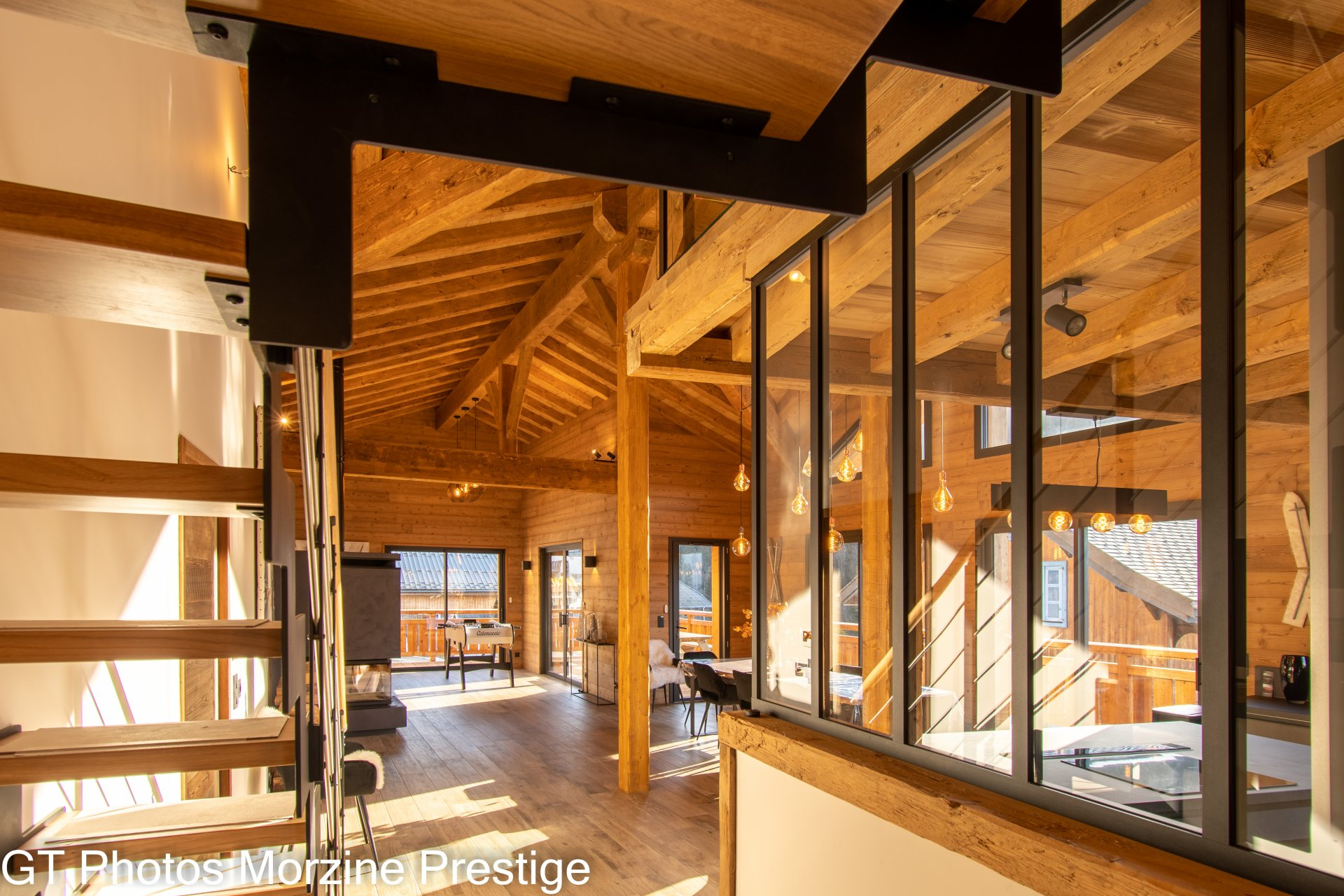 Chalet LE CREPET Accommodation in Morzine