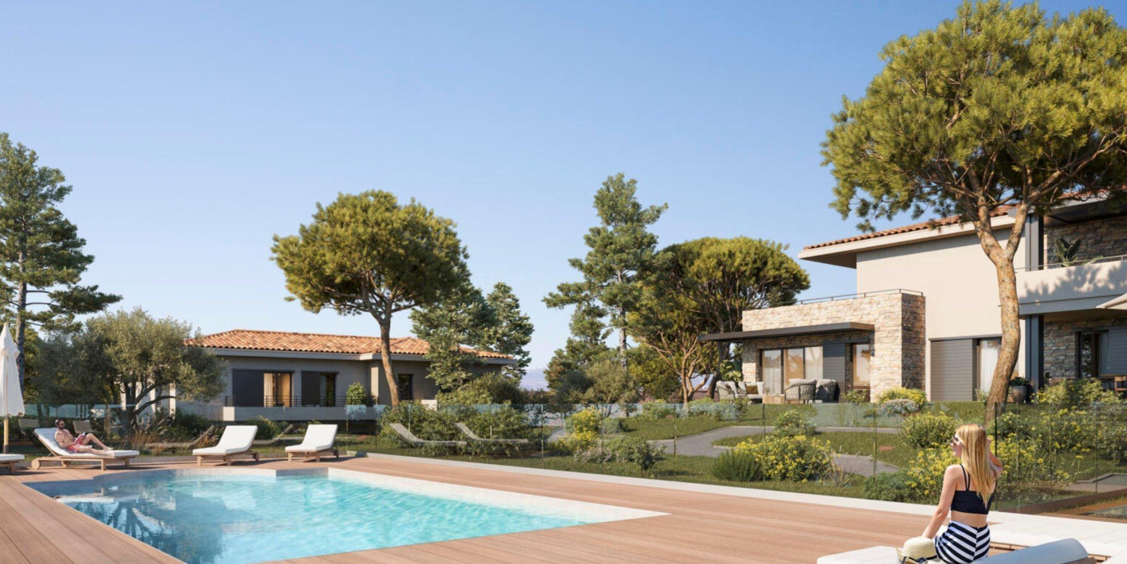 * Nouveauté * Appartement Neuf à Sainte-Maxime