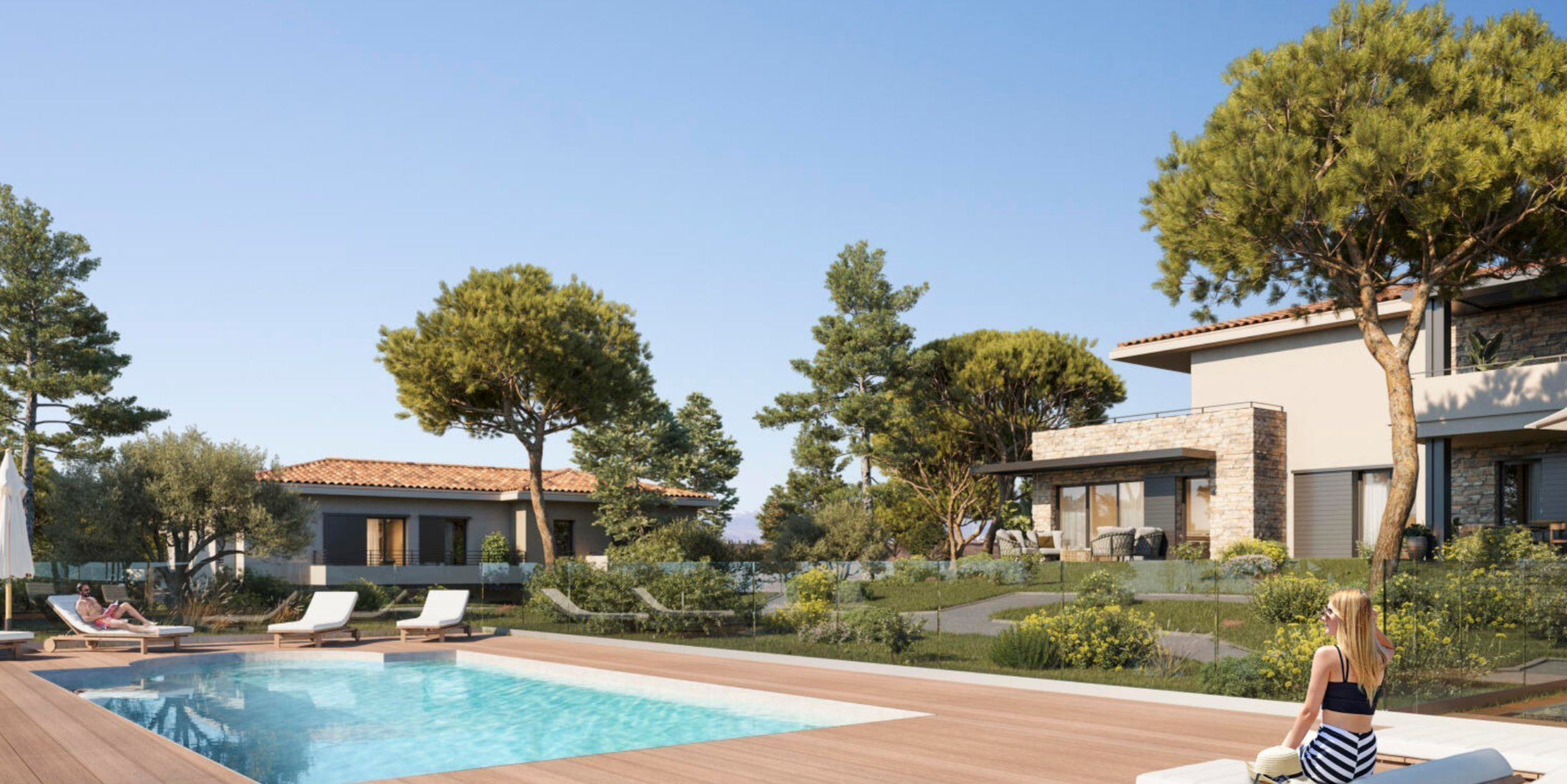 * New * New apartment in Sainte-Maxime