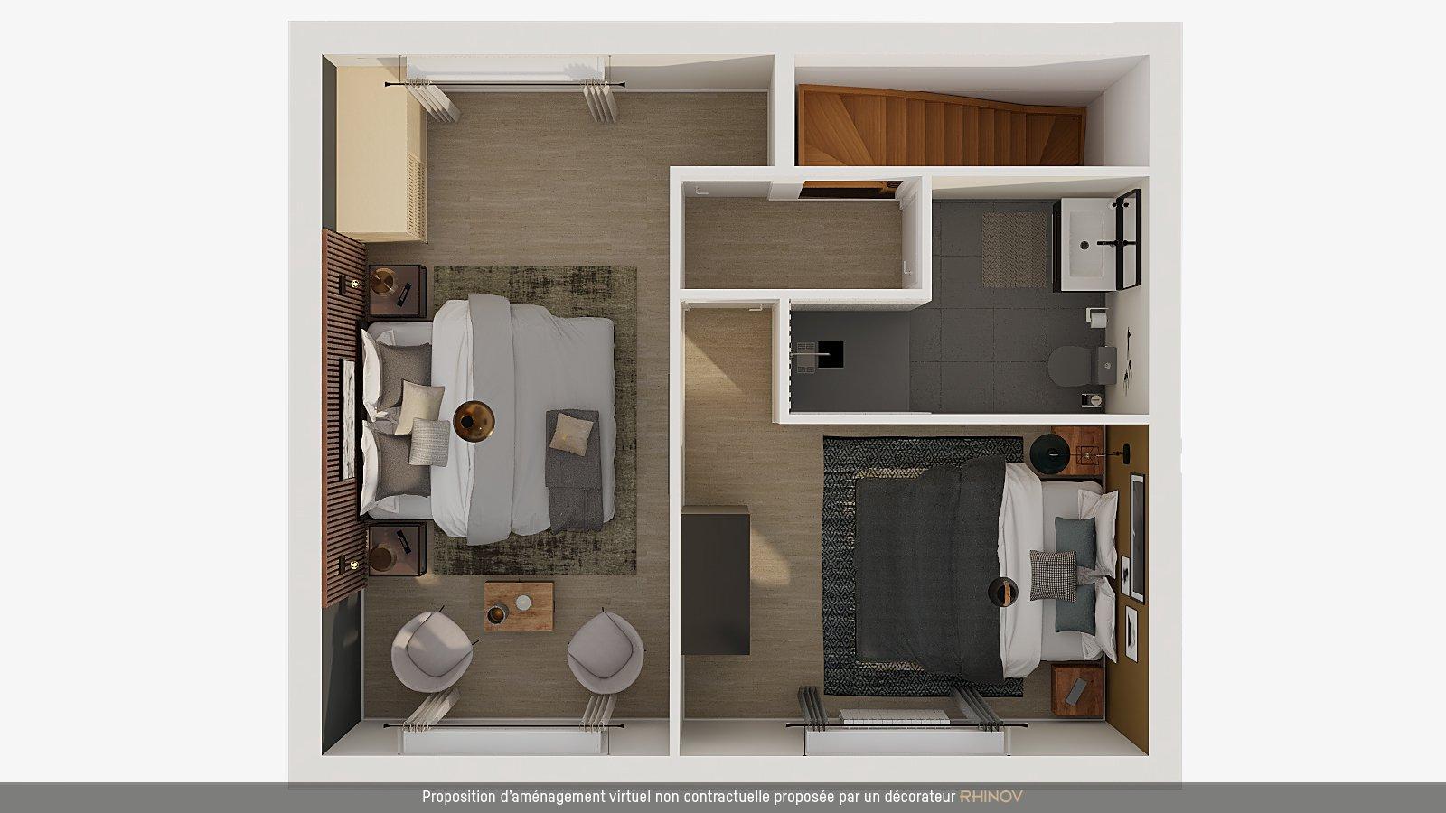 Saint-Herblain Crémetterie Maison 5  pièces de 85 m²