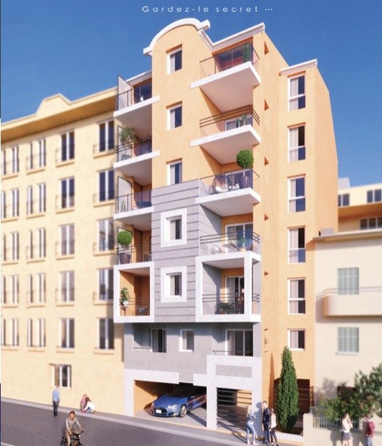 PRICE REDUCTION - New program. St Barthélemy two-bedroom apartment with terrace and possibility of parking