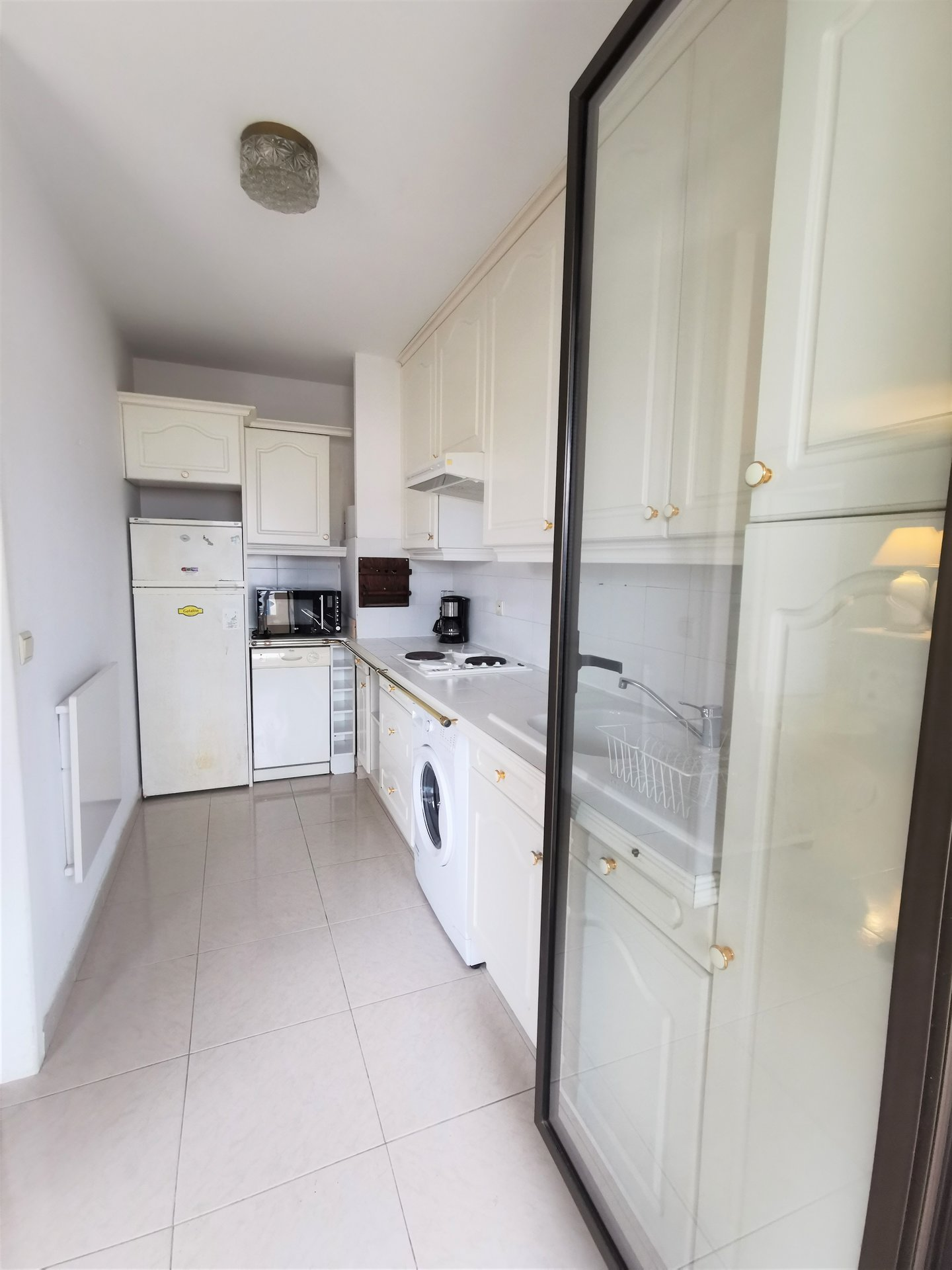 Cannes - Saint Nicolas - Nice 46m² flat with terrasse close to la Croisette and beaches