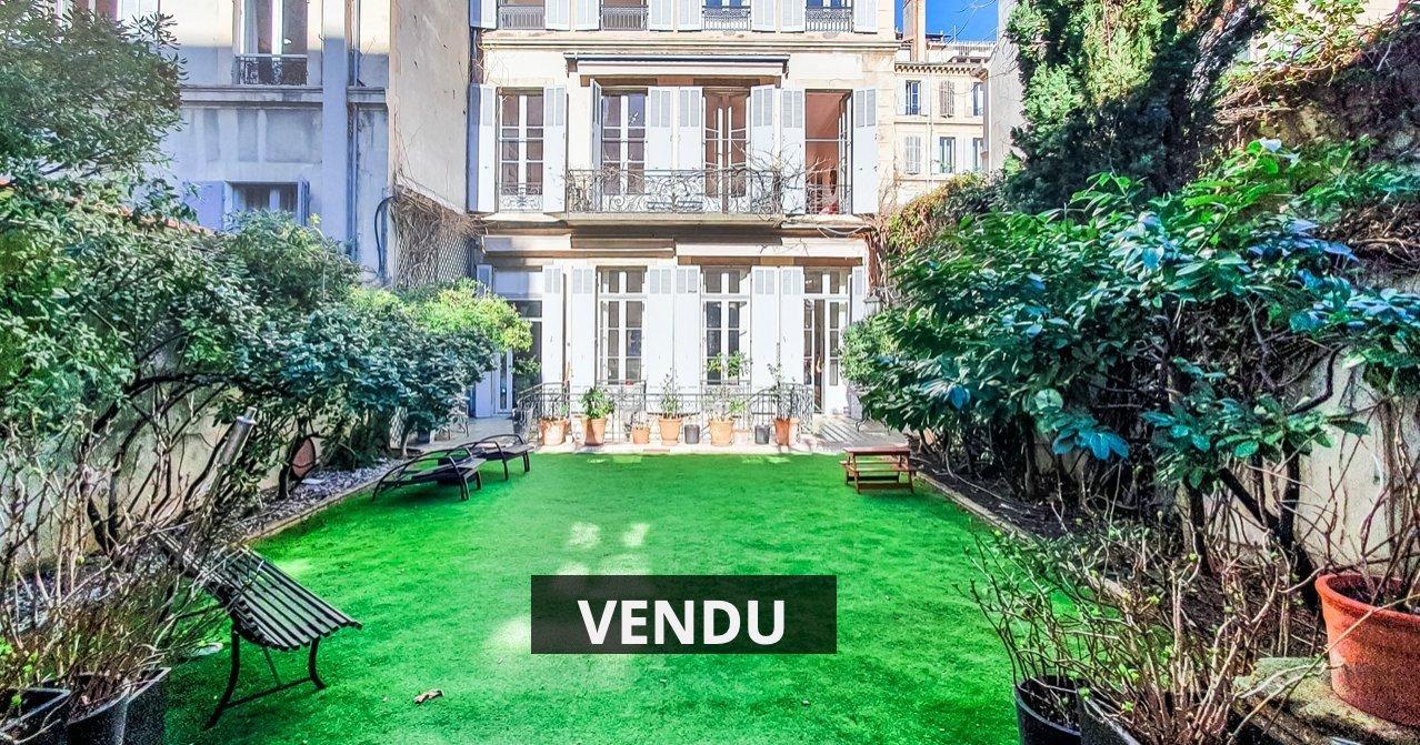 Sale Apartment - Marseille 6ème Palais de Justice