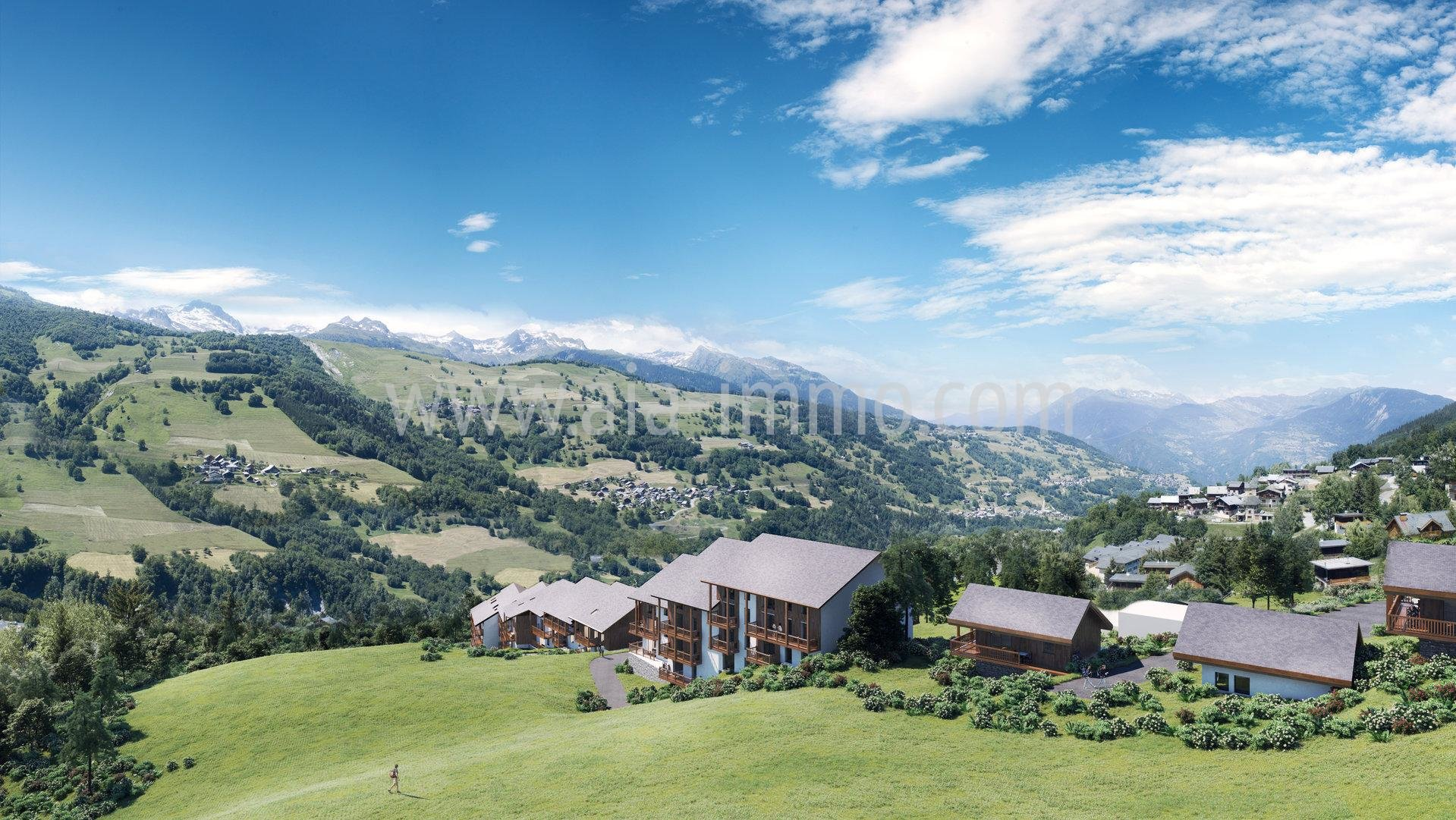 Sale Apartment - Les Avanchers-Valmorel