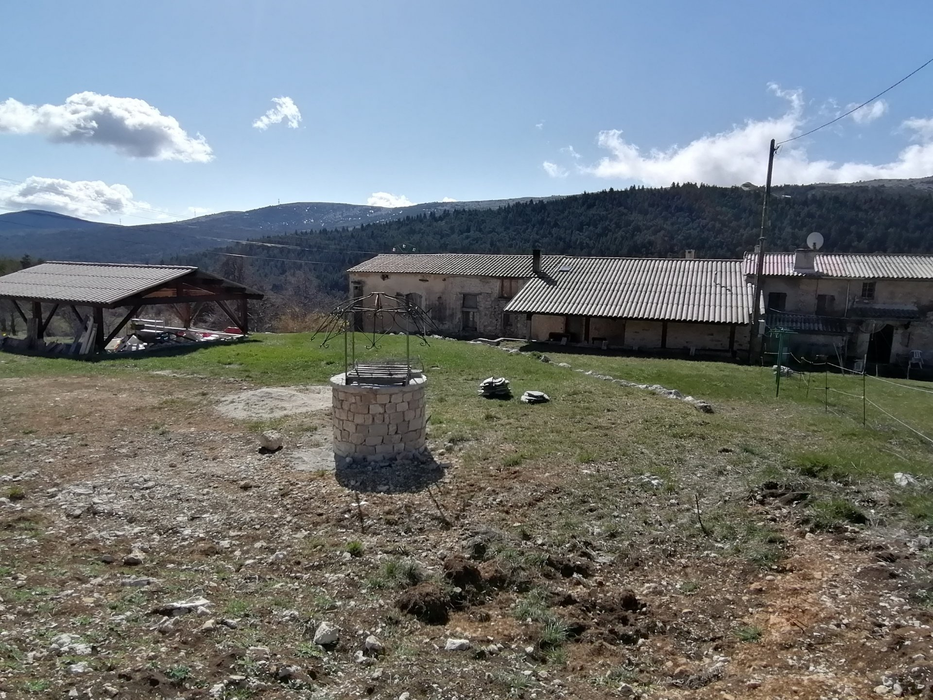 CONSTRUCTIBLE LAND IN ANDON