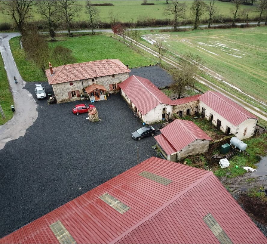 Mooie boerderij te koop in de Val D'Issoire, Haute Vienne