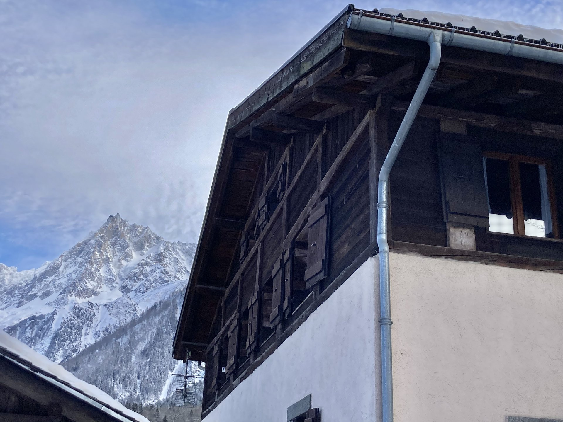 1 bedroom apartment and garage - Les Houches