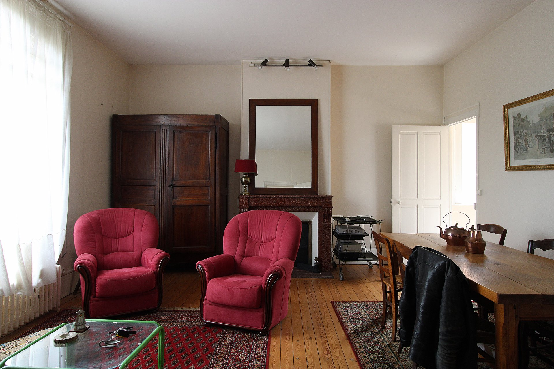 PAYS D'AUGE CALVADOS Livarot une maison des années 30