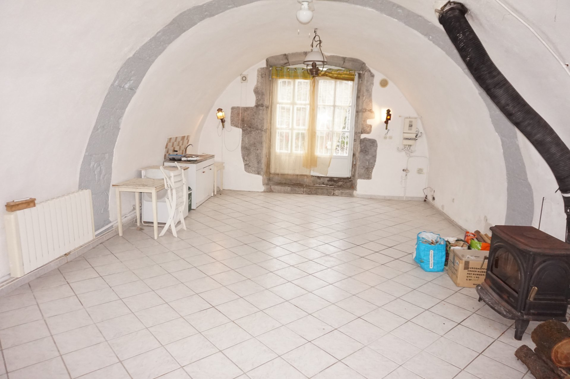 MAISON DE VILLAGE  85 m² (111m² utiles)