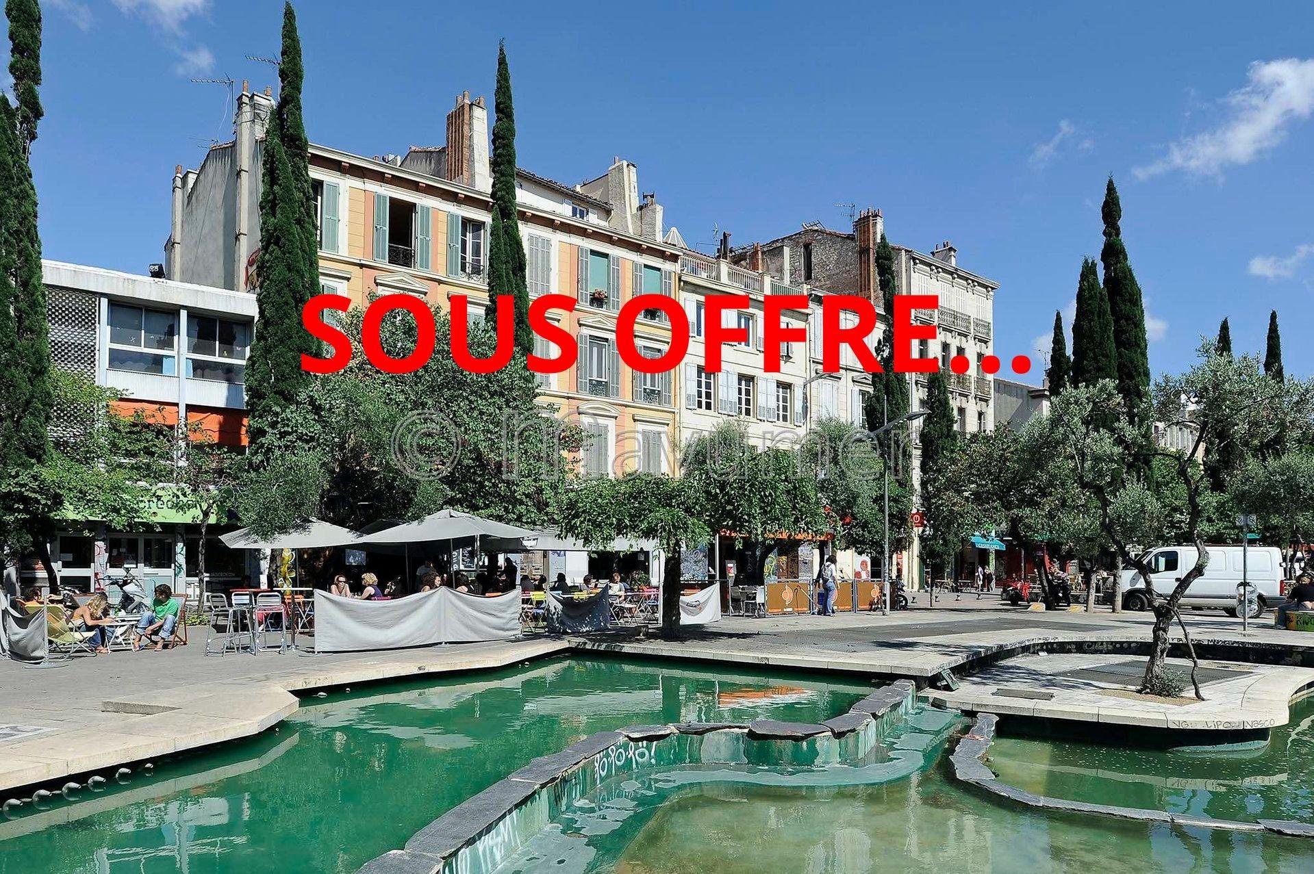 Appartement marseillais T3- 13006 Marseille - Notre Dame du Mont