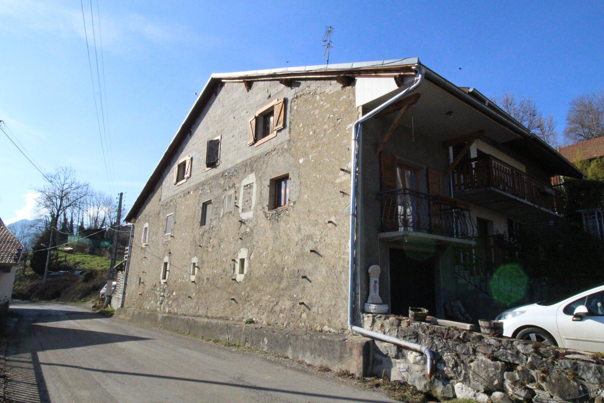 Maison de ville 110 m2