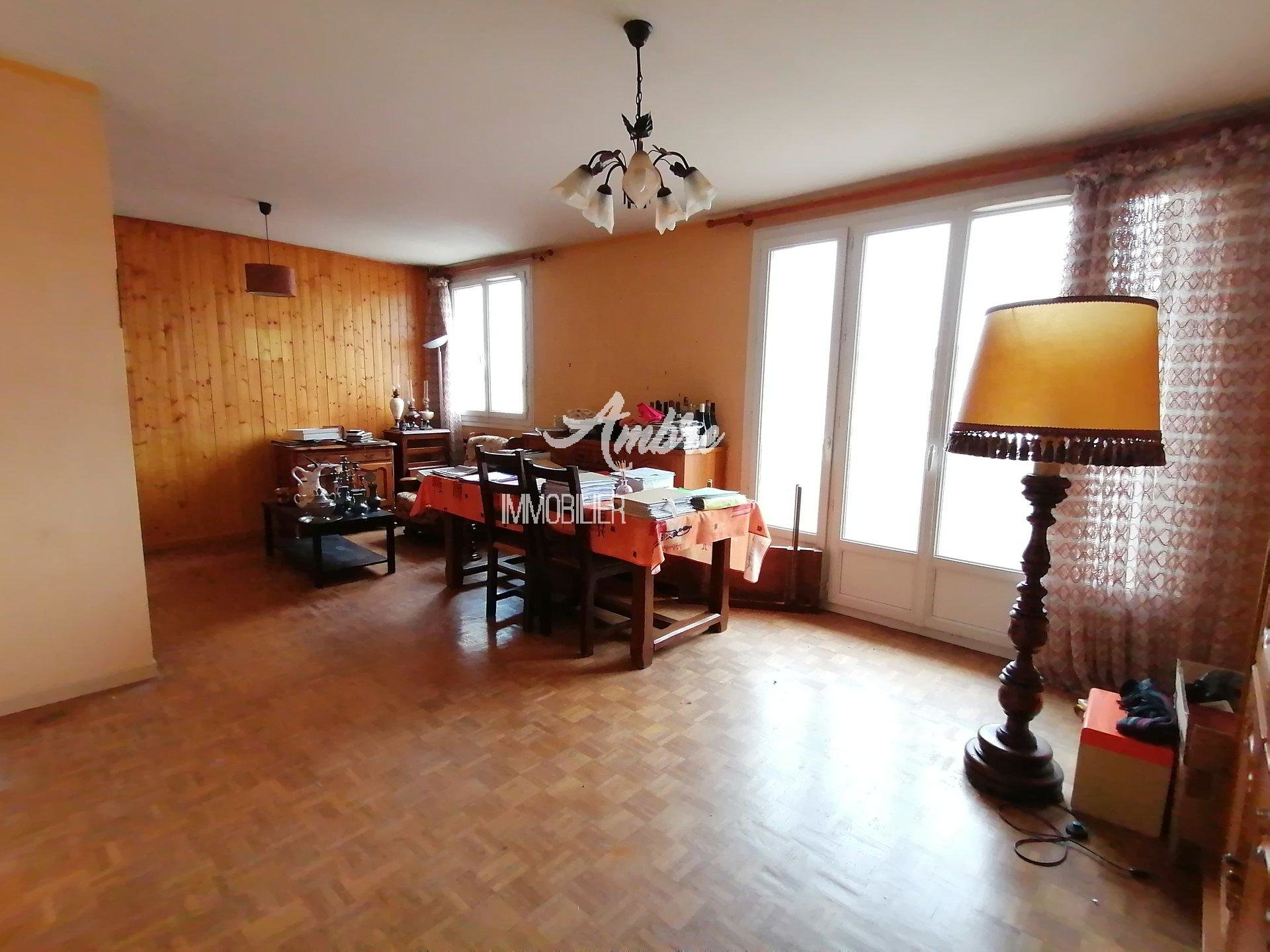 BOURG LES VALENCE APPARTEMENT 74 M² TYPE 3
