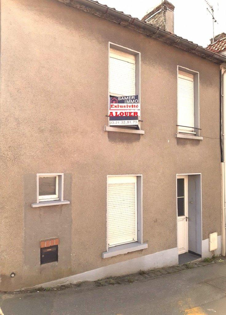 Vente Maison de ville - Saint-Martin-Boulogne