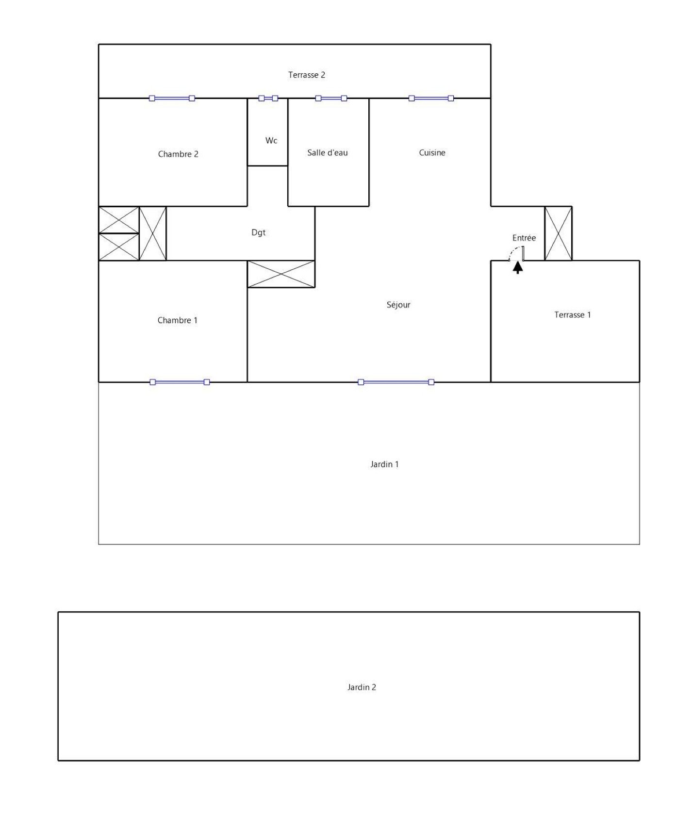 Sale Apartment - Levens