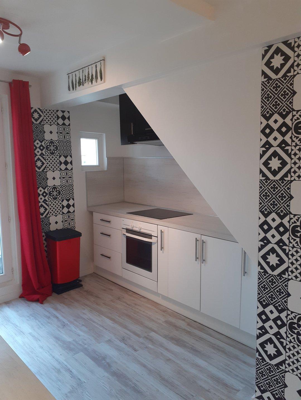 Magnifique appartement 4P en duplex