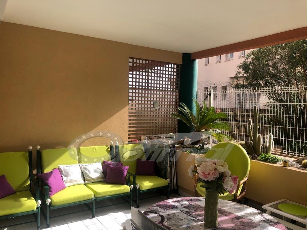 GRAND DEUX PIECES - TERRASSE - ROQUEBRUNE