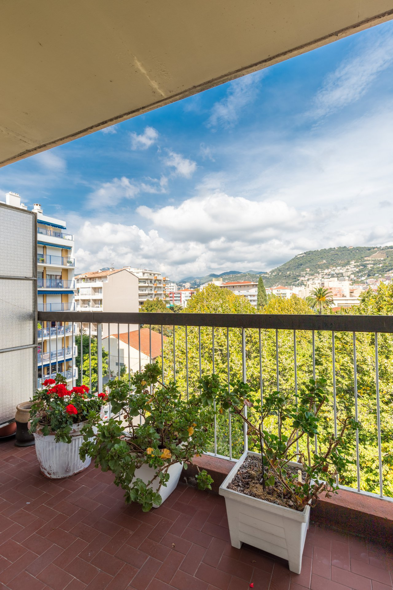 Nice Riquier / Arson - One Bedroom Balcony
