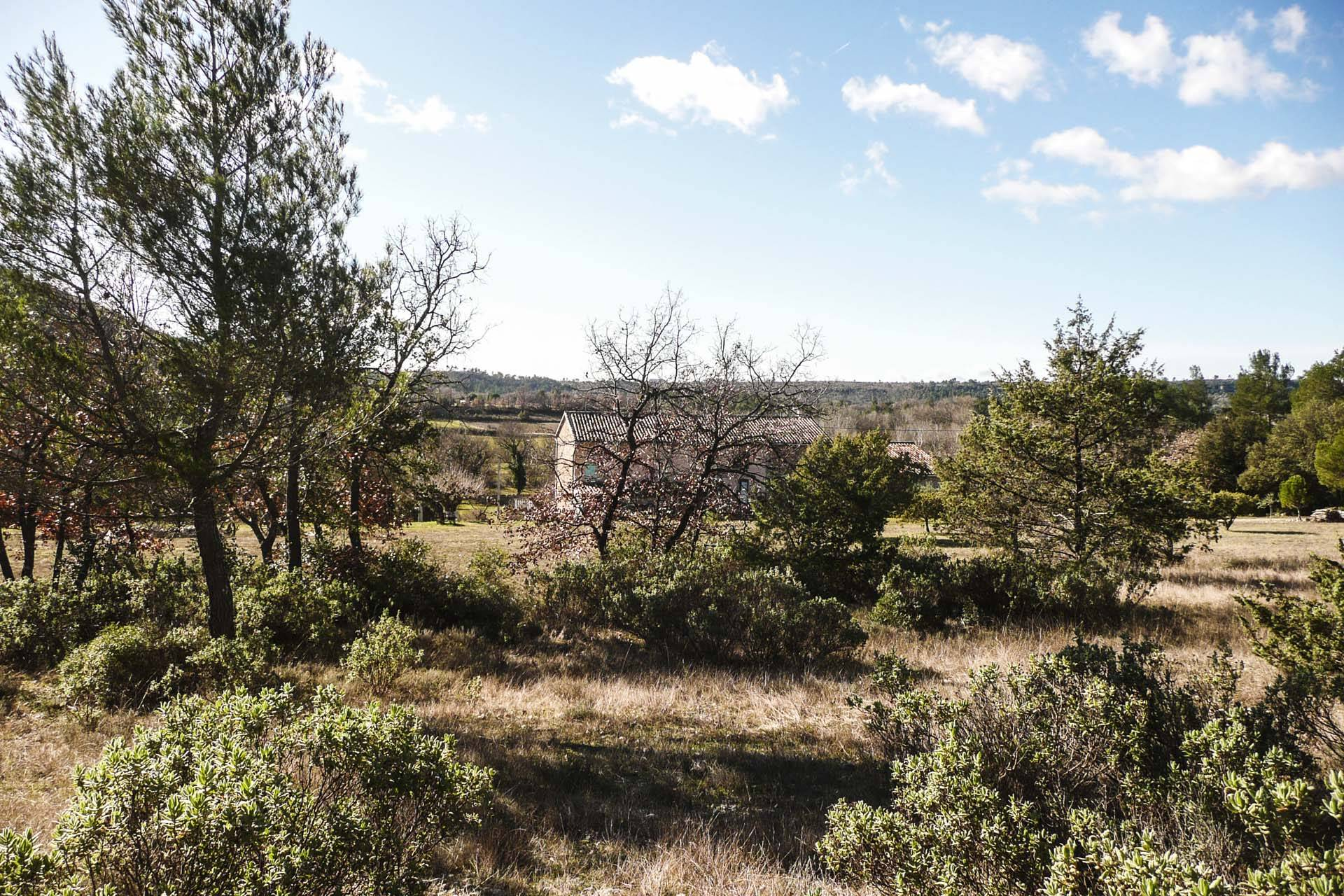 Building plot Fox Amphoux Provence