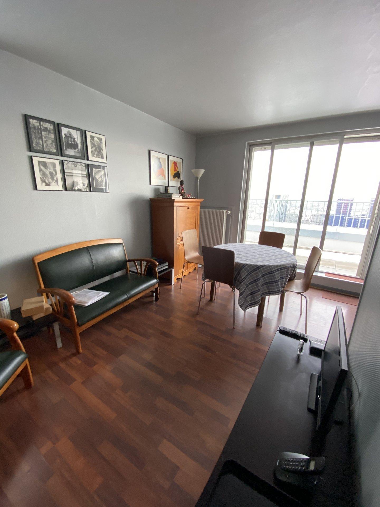 Bel appartement meublé T2 - Esplanade - Terrasse