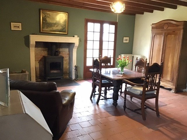 For Sale Equestrian Property Near Payroux in the Vienne