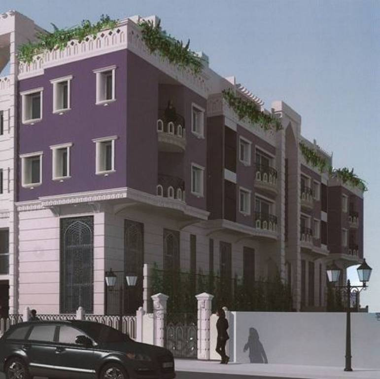 Development Apartment - Jardins de Carthage - Tunisia